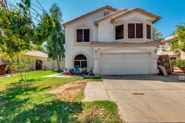 8809 W Greer Avenue, Peoria, AZ 85345 (MLS #6136385) :: TIBBS Realty