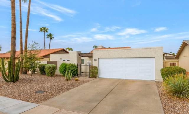 7108 N Via De La Sendero, Scottsdale, AZ 85258 (MLS #6136389) :: Kepple Real Estate Group