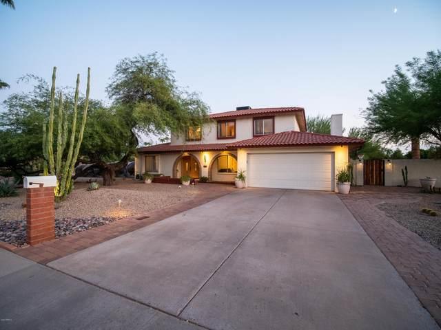 5727 E Sharon Drive, Scottsdale, AZ 85254 (MLS #6136417) :: TIBBS Realty