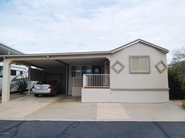 17200 W Bell Road #1275, Surprise, AZ 85374 (MLS #6136418) :: TIBBS Realty