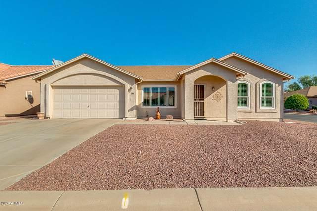 1988 E Gleneagle Drive, Chandler, AZ 85249 (MLS #6136431) :: Keller Williams Realty Phoenix