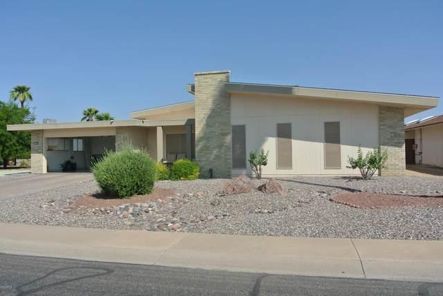 10618 W Carob Drive, Sun City, AZ 85373 (MLS #6136433) :: Long Realty West Valley
