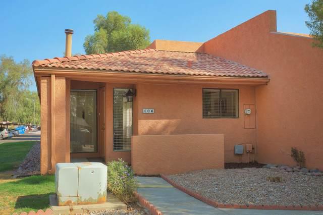 3228 W Glendale Avenue #106, Phoenix, AZ 85051 (MLS #6136439) :: Dijkstra & Co.
