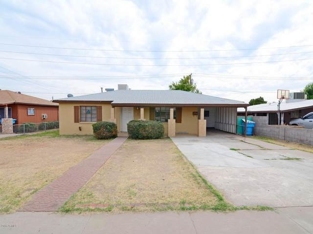 2407 W Osborn Road, Phoenix, AZ 85015 (MLS #6136440) :: Dijkstra & Co.