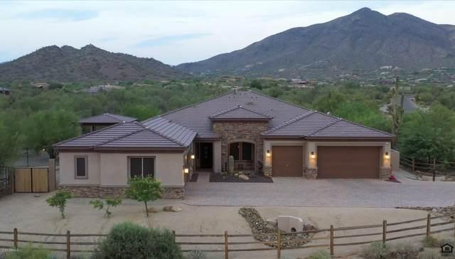 5290 E New River Road, Cave Creek, AZ 85331 (MLS #6136442) :: The Results Group