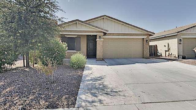 25818 N 122ND Lane, Peoria, AZ 85383 (MLS #6136445) :: My Home Group