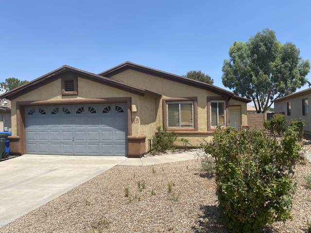 125 N Avelino Place, Sierra Vista, AZ 85635 (MLS #6136459) :: Service First Realty