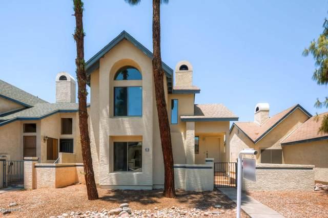 1535 N Horne Street #63, Mesa, AZ 85203 (MLS #6136471) :: Kepple Real Estate Group