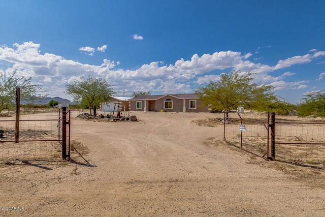 1302 N Ralston Road, Maricopa, AZ 85139 (MLS #6136495) :: Brett Tanner Home Selling Team
