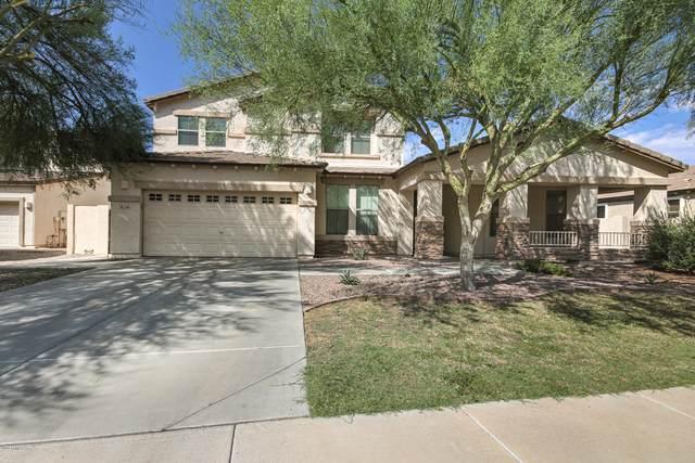 3268 E Aris Drive, Gilbert, AZ 85298 (MLS #6136504) :: Nate Martinez Team