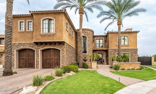 8188 E Del Barquero Drive, Scottsdale, AZ 85258 (MLS #6136506) :: Riddle Realty Group - Keller Williams Arizona Realty