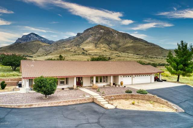 6603 E Renegade Trail, Hereford, AZ 85615 (MLS #6136535) :: Devor Real Estate Associates