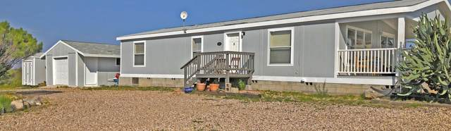 1866 E Charlies Trail, Huachuca City, AZ 85616 (MLS #6136537) :: Devor Real Estate Associates