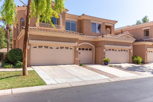 3800 S Cantabria Circle #1121, Chandler, AZ 85248 (MLS #6136542) :: Lifestyle Partners Team