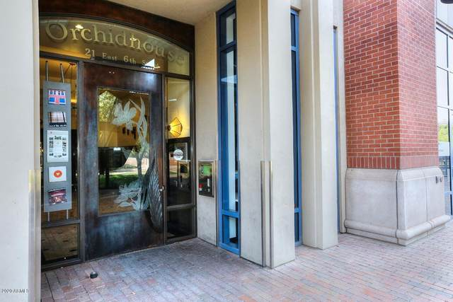 21 E 6th Street #407, Tempe, AZ 85281 (MLS #6136552) :: Devor Real Estate Associates