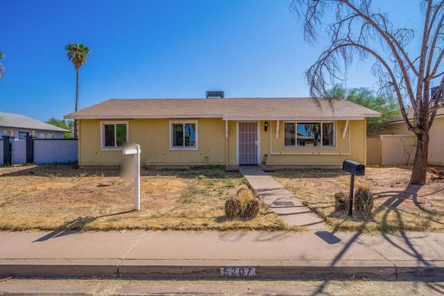 5207 S 44TH Place, Phoenix, AZ 85040 (MLS #6136556) :: Dave Fernandez Team   HomeSmart