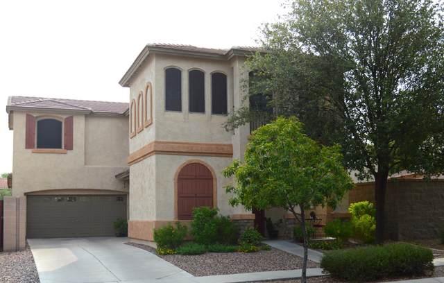 4117 S Hemet Street, Gilbert, AZ 85297 (MLS #6136557) :: Long Realty West Valley