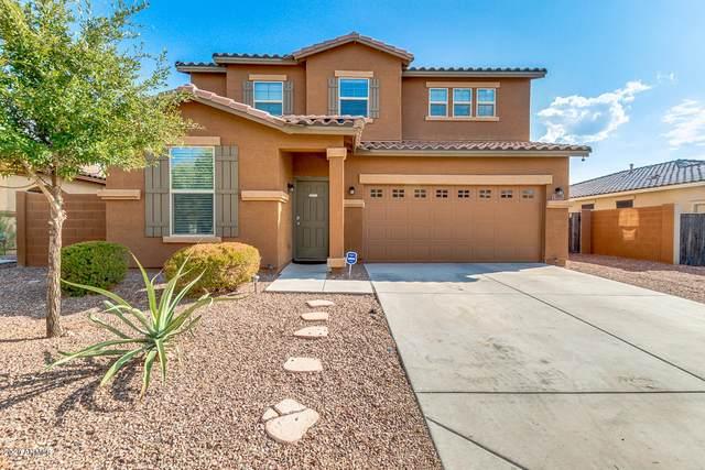 17009 W Shiloh Avenue, Goodyear, AZ 85338 (MLS #6136561) :: Long Realty West Valley