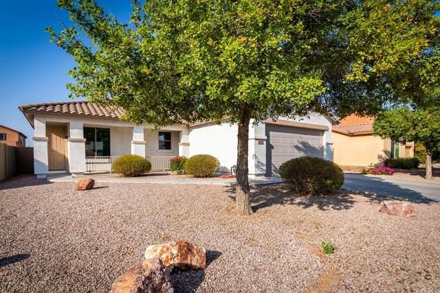 2378 W Angel Way, Queen Creek, AZ 85142 (MLS #6136562) :: Klaus Team Real Estate Solutions