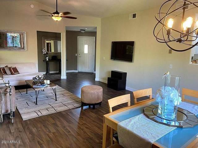 9555 E Raintree Drive #2017, Scottsdale, AZ 85260 (MLS #6136567) :: Long Realty West Valley
