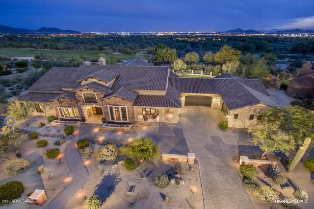 8533 E Overlook Drive, Scottsdale, AZ 85255 (MLS #6136568) :: Yost Realty Group at RE/MAX Casa Grande