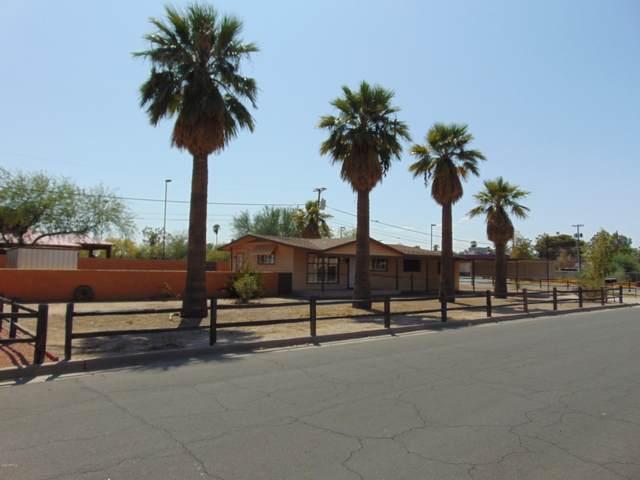 701 E 8TH Street, Casa Grande, AZ 85122 (MLS #6136574) :: Conway Real Estate