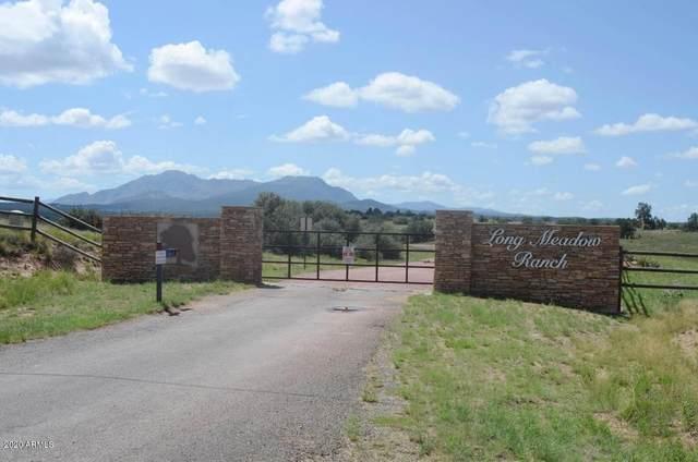 8100 W Meadowlark Road, Prescott, AZ 86305 (MLS #6136580) :: Devor Real Estate Associates