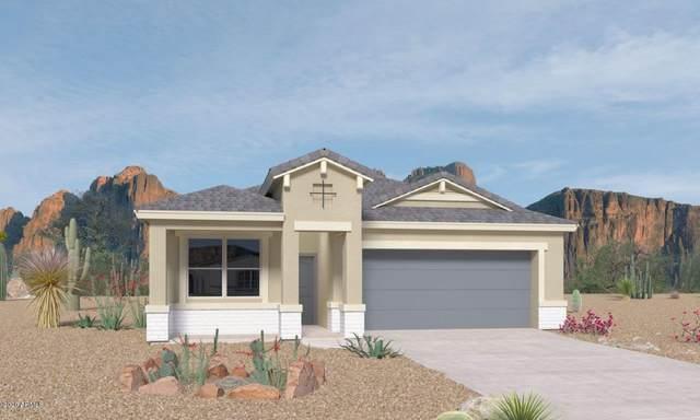4613 W Ginger Avenue, Coolidge, AZ 85128 (#6136594) :: AZ Power Team   RE/MAX Results