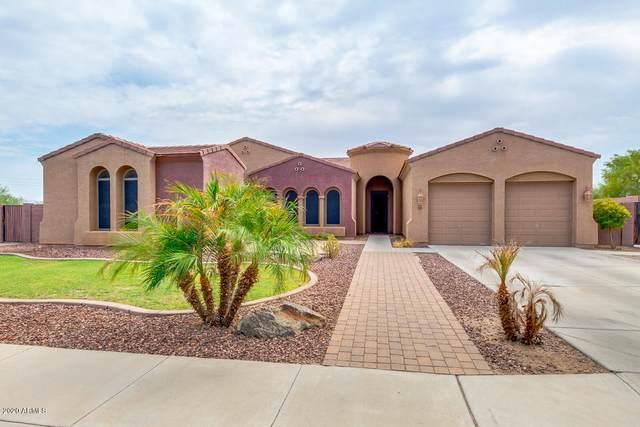 21989 W Hopi Street, Buckeye, AZ 85326 (MLS #6136620) :: Dave Fernandez Team | HomeSmart