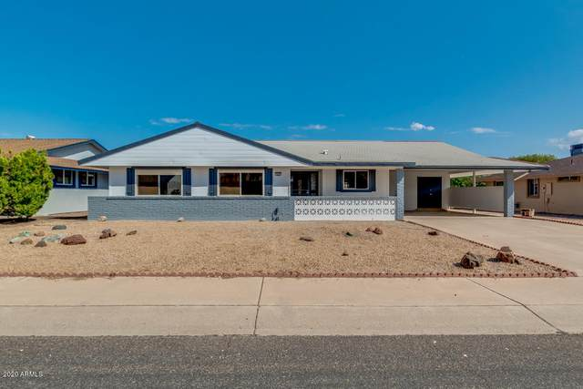 10805 W Saratoga Circle, Sun City, AZ 85351 (MLS #6136623) :: The Daniel Montez Real Estate Group