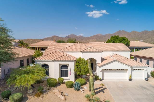 12578 E Laurel Lane, Scottsdale, AZ 85259 (MLS #6136624) :: The Carin Nguyen Team