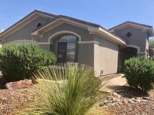 41339 N Clear Crossing Court, Anthem, AZ 85086 (MLS #6136625) :: The Carin Nguyen Team