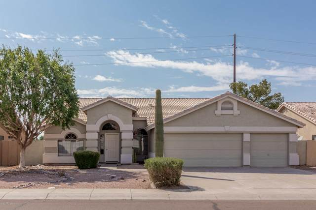 1378 N Saddle Street, Gilbert, AZ 85233 (MLS #6136626) :: The Carin Nguyen Team