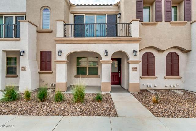 4080 E Erie Street #103, Gilbert, AZ 85295 (MLS #6136628) :: The Carin Nguyen Team