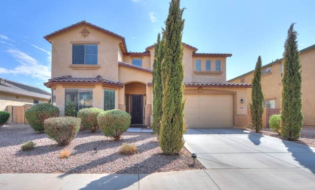 38079 W Montserrat Street, Maricopa, AZ 85138 (MLS #6136637) :: Brett Tanner Home Selling Team