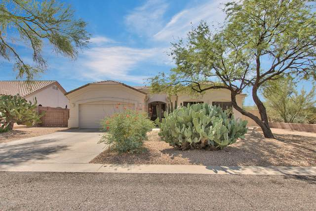 4915 E Apache Rain Road, Cave Creek, AZ 85331 (MLS #6136640) :: TIBBS Realty