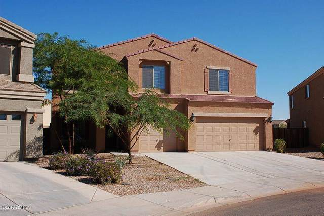 43186 W Estrada Street, Maricopa, AZ 85138 (MLS #6136657) :: Scott Gaertner Group