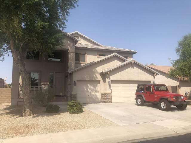 43276 W Kramer Lane, Maricopa, AZ 85138 (MLS #6136665) :: Yost Realty Group at RE/MAX Casa Grande