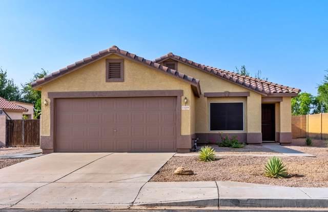 11334 E Quartet Avenue, Mesa, AZ 85212 (MLS #6136673) :: Homehelper Consultants