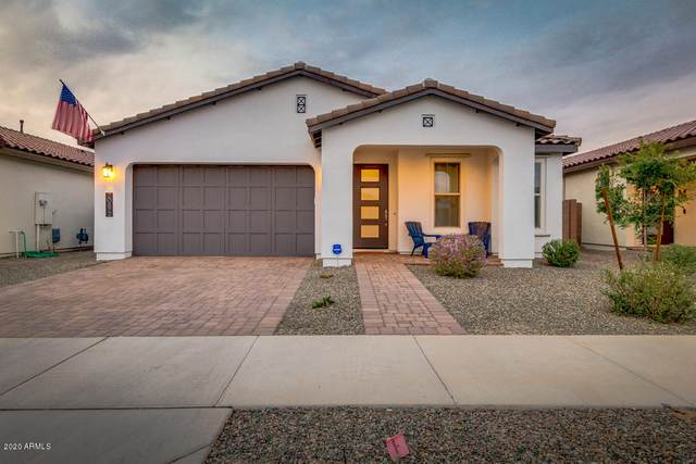 20872 E Timberline Road, Queen Creek, AZ 85142 (MLS #6136684) :: Openshaw Real Estate Group in partnership with The Jesse Herfel Real Estate Group