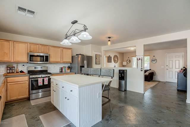 44776 W Paitilla Lane, Maricopa, AZ 85139 (MLS #6136696) :: Brett Tanner Home Selling Team