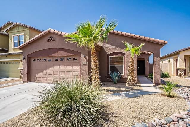 16706 N 177TH Avenue, Surprise, AZ 85388 (MLS #6136697) :: Long Realty West Valley