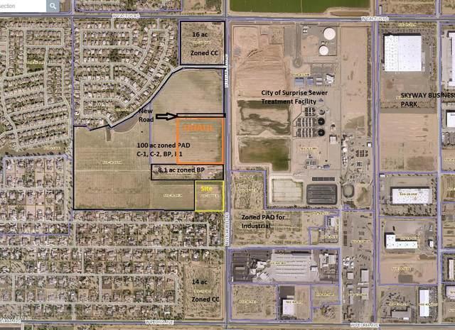 0 N Litchfield Road, Surprise, AZ 85379 (MLS #6136708) :: Long Realty West Valley