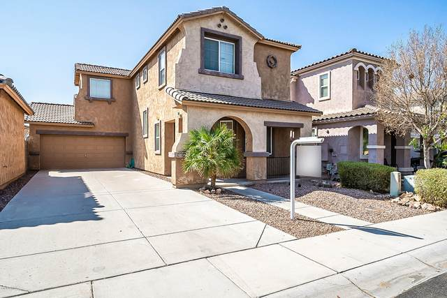 11987 W Pierce Street, Avondale, AZ 85323 (MLS #6136715) :: Devor Real Estate Associates