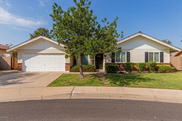 420 E Juanita Avenue, Gilbert, AZ 85234 (MLS #6136719) :: Devor Real Estate Associates
