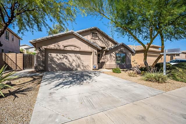 43798 W Kramer Lane, Maricopa, AZ 85138 (MLS #6136720) :: Brett Tanner Home Selling Team