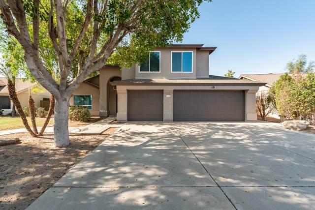 4840 W Commonwealth Place, Chandler, AZ 85226 (MLS #6136728) :: Brett Tanner Home Selling Team