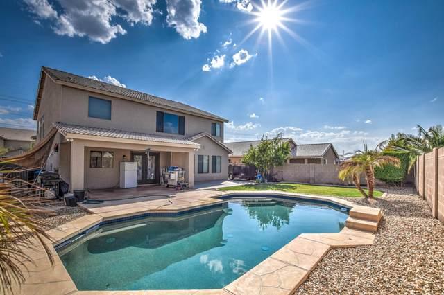 9706 W Heber Road, Tolleson, AZ 85353 (MLS #6136740) :: The Luna Team