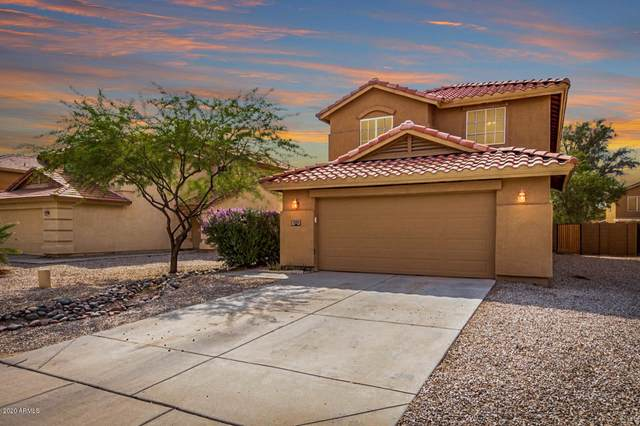 1655 W Harding Avenue, Coolidge, AZ 85128 (MLS #6136742) :: The Daniel Montez Real Estate Group