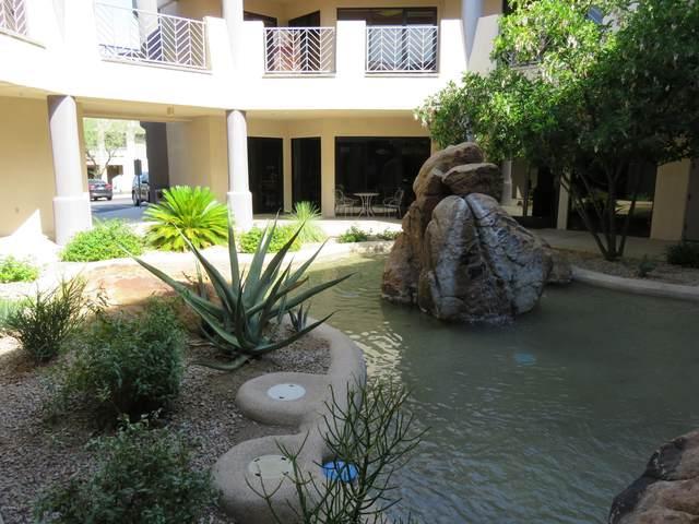 7500 E Pinnacle Peak Road E A109, Scottsdale, AZ 85255 (MLS #6136750) :: Scott Gaertner Group